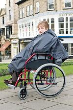 Ducksback waterproof wheelchair poncho