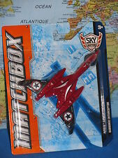 MATCHBOX MBX UNDERCOVER SUBSONIC INTERCEPTOR SKY BUSTERS **BRAND NEW & RARE**