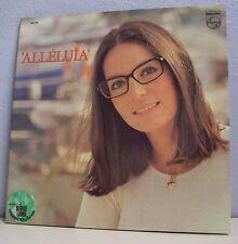 """33T Nana MOUSKOURI Disque LP 12"""" ALLELUIA Serge Lama PHILIPS 9101 159 F Réduit"""