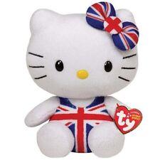 Ty Uk Hello Kitty - Union Jack