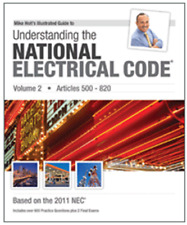 Mike Holt's Understanding the National Electrical Code Vol. 2 (textbook) 2011