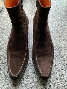 Santoni Chelsea Boots Gr.8