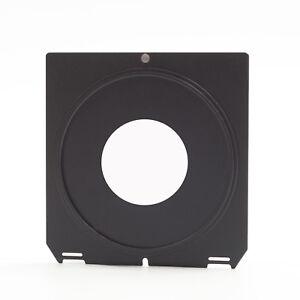 Lens Board Luland  Linhof  Wista 4*5in  compur  copal 1   lens board 99*96mm NEW