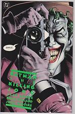 Batman The Killing Joke 1st Print VF Alan Moore Brian Bolland FREE SHIPPING
