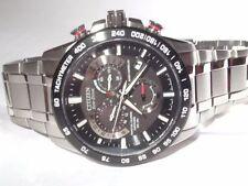 Citizen Stainless Steel Case Silver Strap Wristwatches