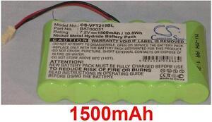 Batterie 1500mAh type BAT00031 Pour VeriFone Nurit 2159
