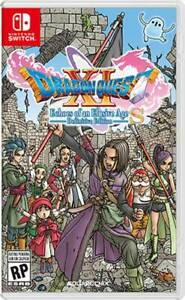 Dragon Quest XI S: Echoes of an Elusive Age Definitive Edition - Nintendo Switch