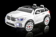 SPORTrax BMW X7 Style 2 Seater Kids Ride on Car, Remote, FREE MP3 Player, 998W