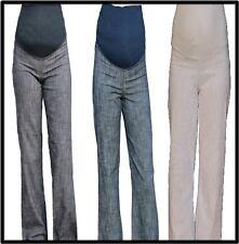 ~Umstandshose  DENIM Jeans ~ 4 Farben~Gr.36,38,40,42,44,46,48,50,52,54,56,58