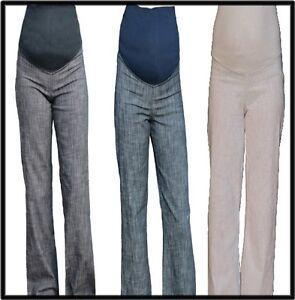 ~Umstandshose Jeans DENIM~ 4 Farben~Gr.36,38,40,42,44,46,48,50,52,54,56,58