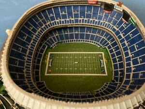 Danbury Mint  -  Philadelphia Eagles Veterans Stadium Come's in the Original Box