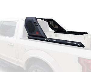 Black Horse VIGOR Bar Include ADJUSTABLE LED SQUARE for 09-20 RAM 1500