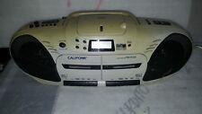 Califone Performer Plus Multimedia Player/Recorder - 2455AV-04 - VG