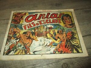 Bd collector-Format a l italienne-Antar-Complet-EO 1946