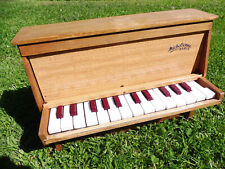 toy piano 25 touches MICHELSONNE PARIS very good condition - see video