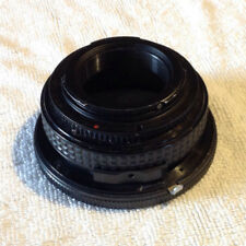 Hartblei Tilt adapter / Canon to Hasselblad - Excellent condition