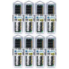 8GB Kit 8x 1GB PC3200 400 APPLE Xserve G5 A1068 M9745LL/A M9742LL/A Memory Ram