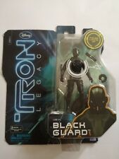 Tron Legacy Black Guard lights up Figure Moc