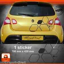 Sticker Renault Twingo RS tuning sport aufkleber adesivi pegatina decal 103