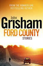 """AS NEW"" Ford County, Grisham, John, Book"