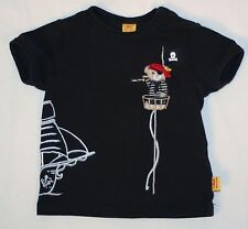 Baby-T-Shirts,-Polos & -Hemden für Jungen aus Baumwollmischung mit Zeichentrick/Spaßmotiv