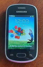 Samsung Galaxy Star GT-S5280 - 2GB - Schwarz (Ohne Simlock) Smartphone