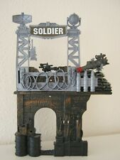 CHAP MEI SOLDIER MILITARY BASE OUTPOST FOR KNOCK OFF ADVENTURE TOY ACTION FIGURE