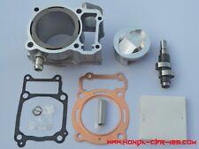 Oversize cylinder for Honda CBR 125, with racing camshaft + cylinder gasket