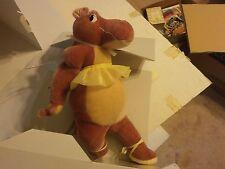 STEIFF  HYACINTH HIPPO DISNEY 651632 TLD ED  #571/2000 MADE 2000 ONLY NRFB MIB