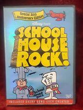 Schoolhouse Rock (Special 30th Anniversary Edition) (DVD, 2002) DISNEY