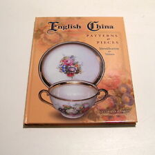 English China : Patterns and Pieces by Mary Frank Gaston (2008, Hardcover,...