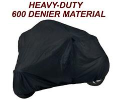 Lehman Trikes Suzuki Intruder 800 Hobo Trike 3 wheeler Motorcycle Cover NEW