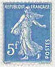 "FRANCE STAMP TIMBRE N° 241 "" EXPO STRASBOURG , SEMEUSE FOND PLEIN 5 F"" NEUF xTB"