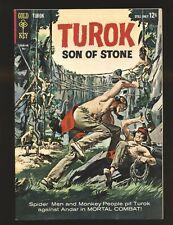 Turok Son Of Stone # 39 Fine/VF Cond.