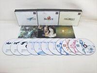 FINAL FANTASY VII VIII IX 7 8 9 FF Set PS Playstation Japan Game p1