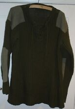 More details for british army commando style pullover 1955. large.