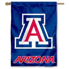 Arizona Wildcats Two Sided House Flag and Banner
