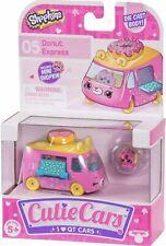 SHOPKINS Cutie Cars #5 Donut Express & Mini Shopkin Exclusive NEW in Package