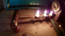 Copper burner stirling mamod wilesco Alcohol Live Steam jensen 75 heater