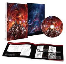 Godzilla City on the Edge of Battle Standard Edition Blu-ray Japan TBR-28312D
