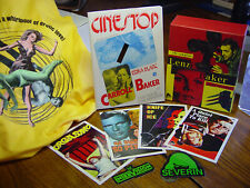 Complete Lenzi/Baker Giallo Collection 6-Disc Blu-ray Box Set limited OOP BUNDLE