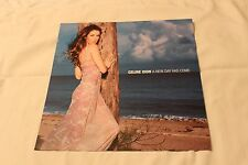 Celine Dion Promo Flat-A New Day Has Come