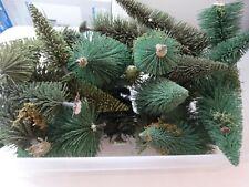 H0 Konvolut Bäume Nadelbäume Tannen 30 Stk. (0120-B07)