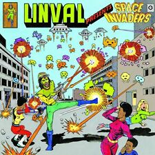 LINVAL THOMPSON - LINVAL PRESENTS: SPACE INVADERS - NEW VINYL LP