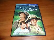 Ladies in Lavender (DVD, Widescreen 2005) Judi Dench, Maggie Smith Used