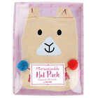 Bomb Cosmetics Lama -lucy- Vest IN A 10 3/16in Gift Packaging
