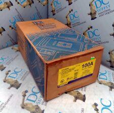 SCHNEIDER ELECTRIC SQUARE D D323NRB 100 A 240 VAC GENERAL DUTY SAFETY SWITCH NIB