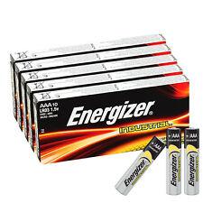 50x Energizer LR03 Industrial AAA Batteries Long-lasting 1.5 V Alkaline Battery