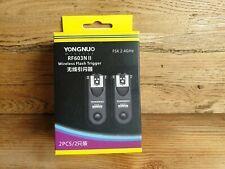 Yongnuo wireless flash trigger set of 2