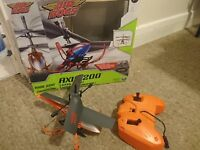 Air Hogs Axis 200i Assortment - Green Helicopter - USED
